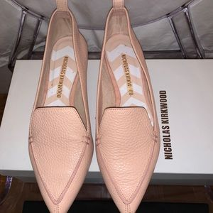 Nicholas Kirkwood - Beya pointed loafers
